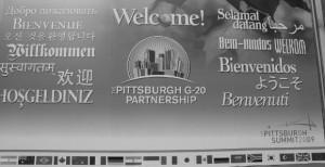 Ab Donnerstag tagen die Staats- und Regierungschefs der 20 größten Wirtschaftsnationen in Pittsburgh.