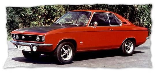 Welche Autos gefahren werden, entscheidet der Markt. Der Opel Manta: von vielen geliebt, von anderen verlacht.