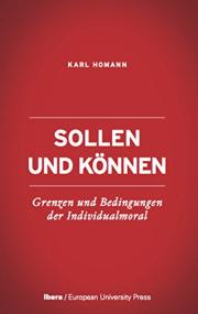 """""""Sollen und Können"""", von Karl Homann"""