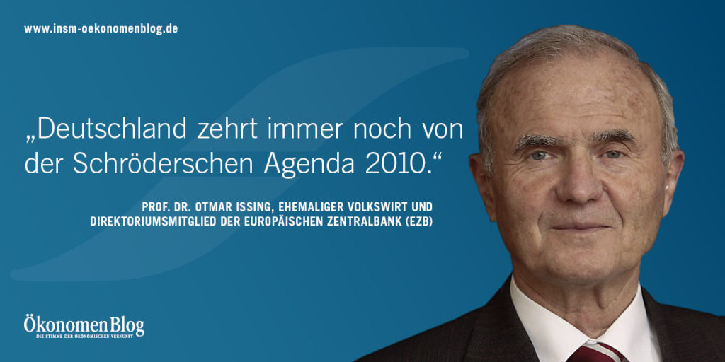 INSM Botschafter-Kacheln Ottmar Issing