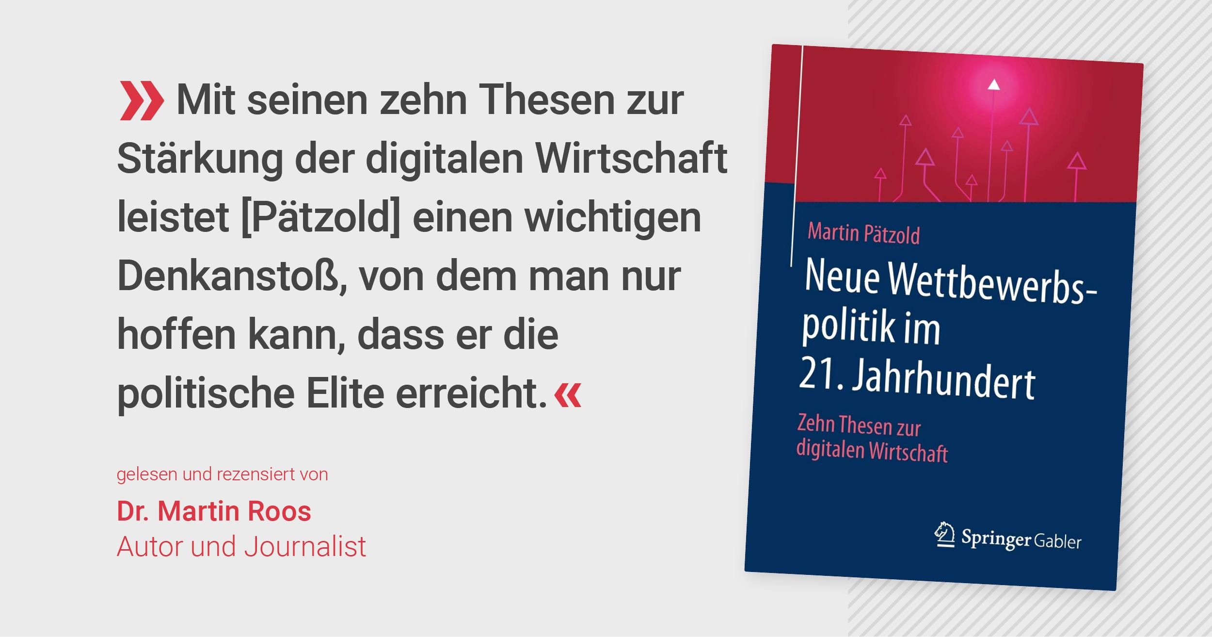 Raus aus der Lethargie: Zehn Thesen hin zu einem digitalen Deutschland