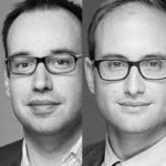 Prof. Dr. Christian Hagist und Christian Bührer
