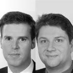 Dr. Tobias Hentze und Dr. Martin Beznoska