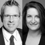 Prof. Dr. Gunther Schnabl und Sophia Latsos