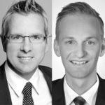 Prof. Dr. Gunther Schnabl und Nils Sonnenberg