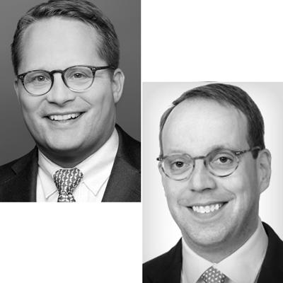 Christoph J. Stresing und Daniel Wiedmann