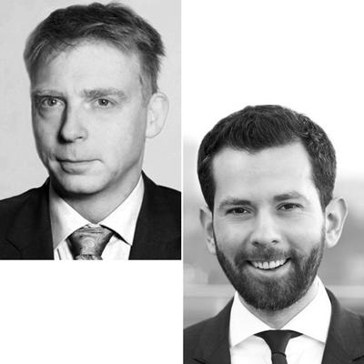 Prof Dr. Volker Tolkmitt und Dr. Martin Pätzold