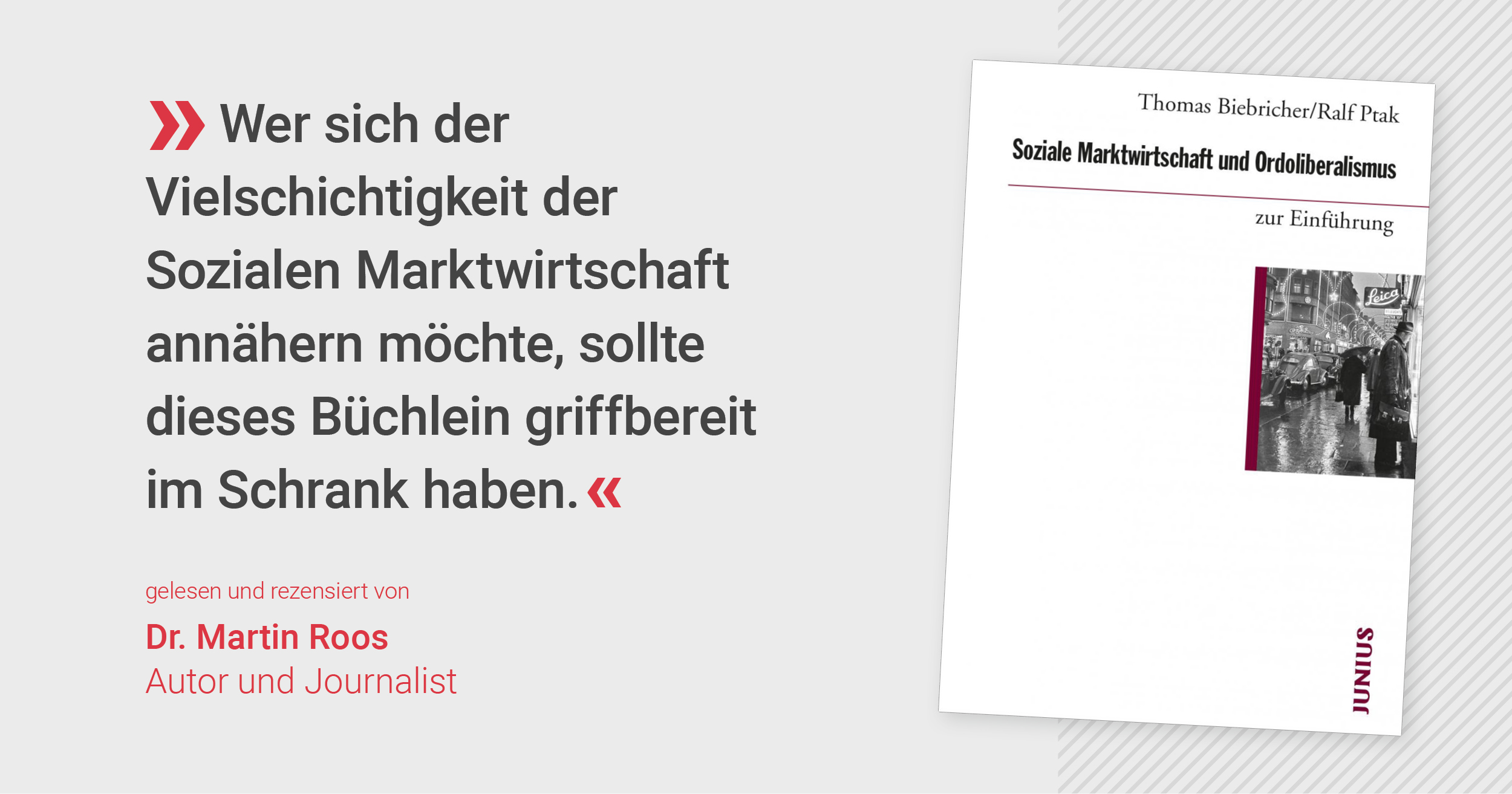 Was ist Soziale Marktwirtschaft?