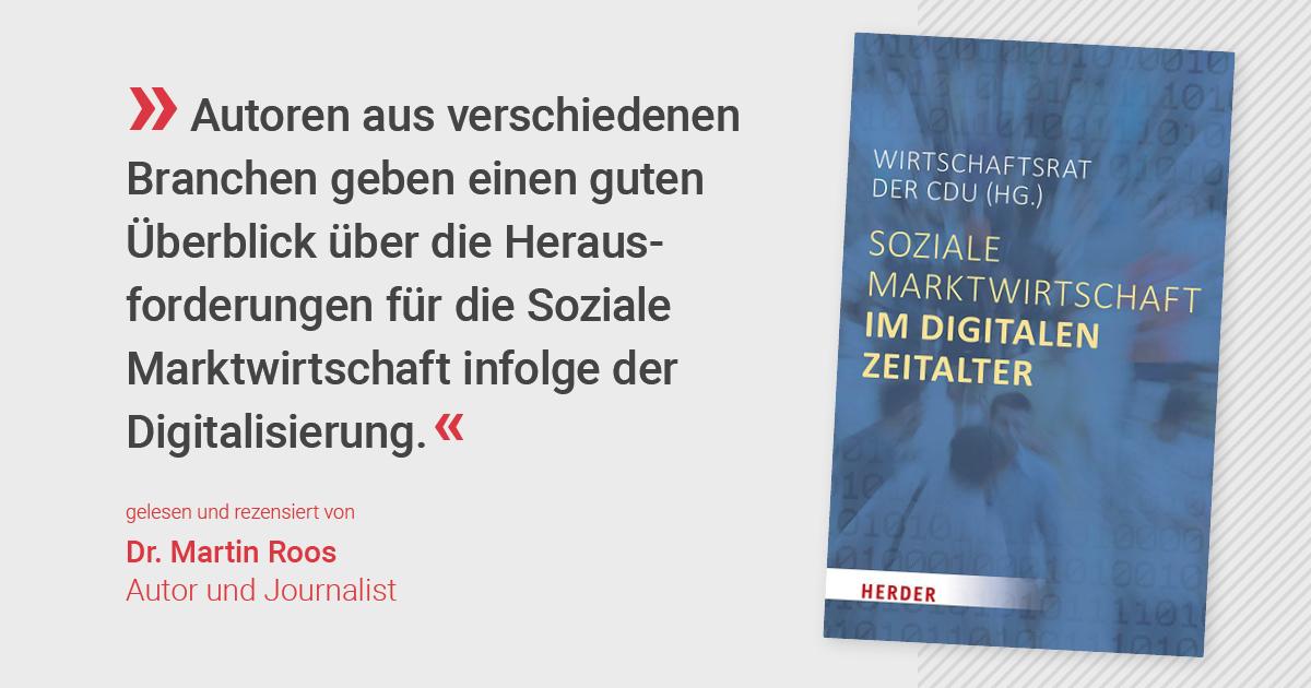 Wie geht digitale Soziale Marktwirtschaft?