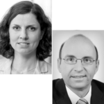 Prof. Dr. Galina Kolev und Jürgen Matthes