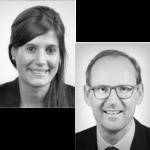 Helena Schneider und Christoph Schröder